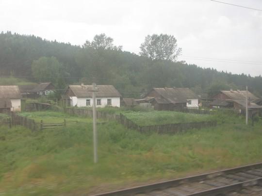 Wioski syberyjskie