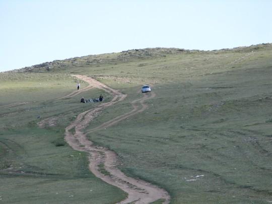 Bezdroza na Bajkal