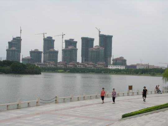 Quanzhou budowy