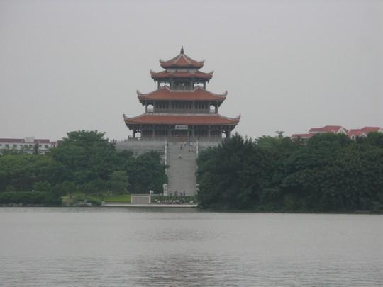 Pagoda Xihu