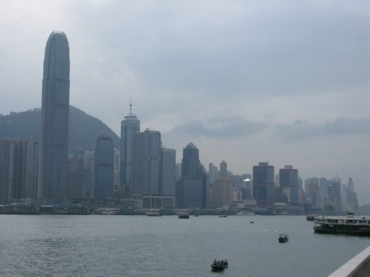 Wyspa Hong-Kong