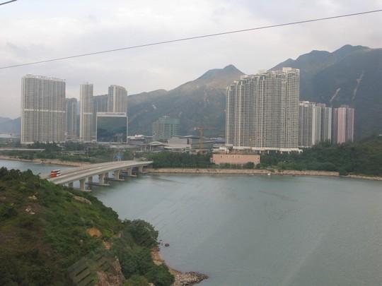 Tung Chung Bay