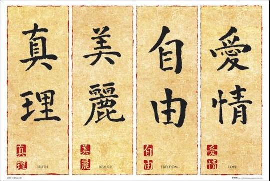 Pismo chinskie