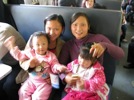 Mamusie z dziecmi