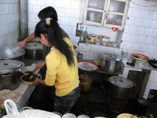Kuchnia w Dali