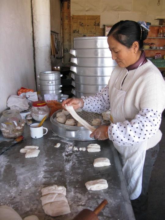 Przygotowanie Dumplingi
