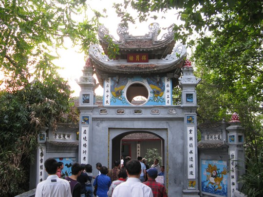 Brama w Hanoi