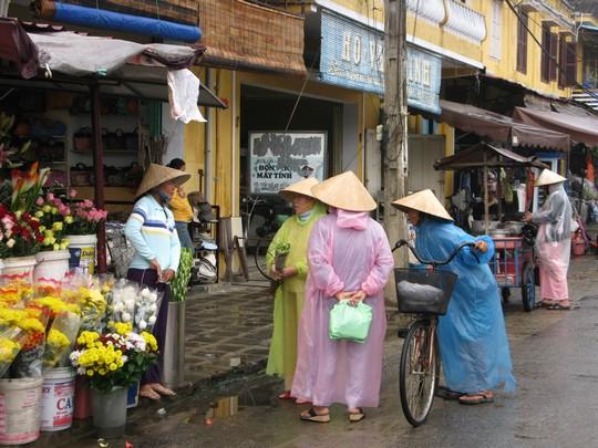 Hoi An po deszczu