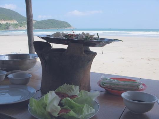 Jedzonko na Bai Dai