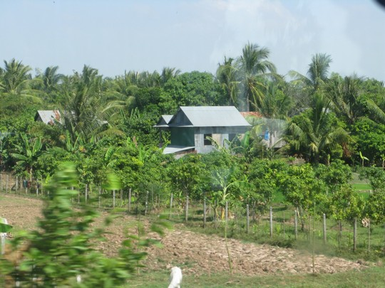 Kambodzanskie wioski