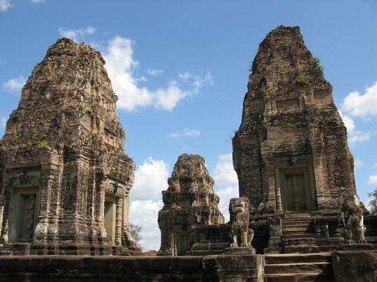 Swiatynie Angkoru
