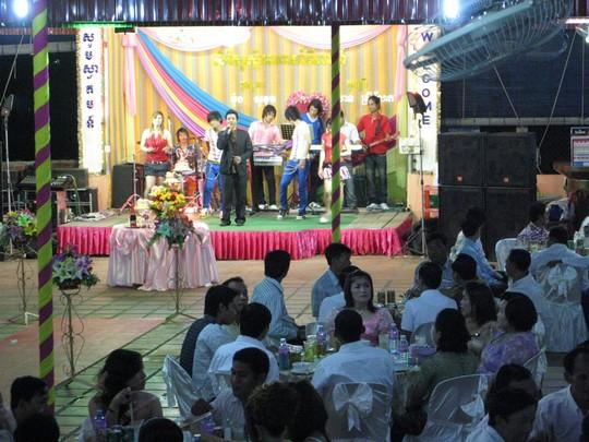 Wesele w Sihanoukville