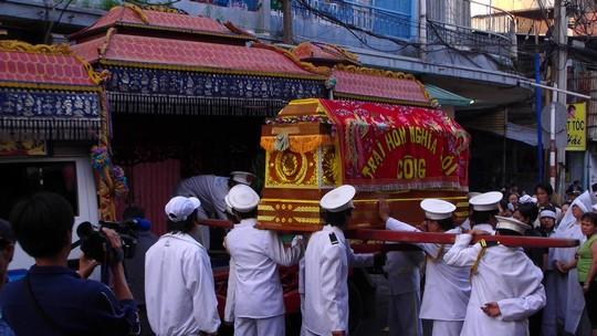 Pogrzeb w Sajgonie