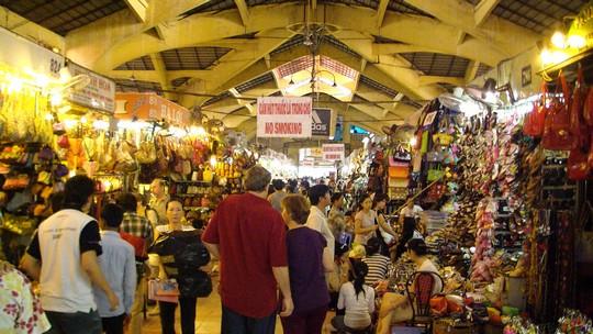 Market w Sajgonie