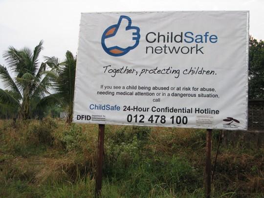 Pomoc dzieciom w Kambodży