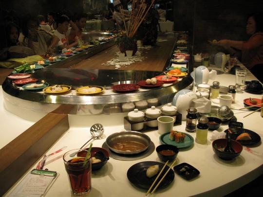 Sushi w MBK