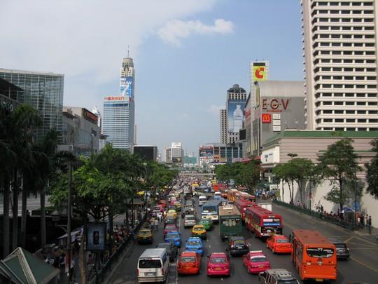 Centrum Bangkoku