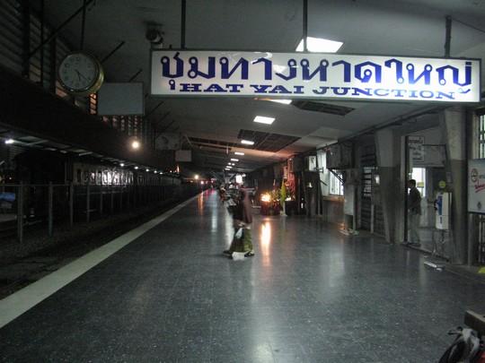 dworzec Hat Yai