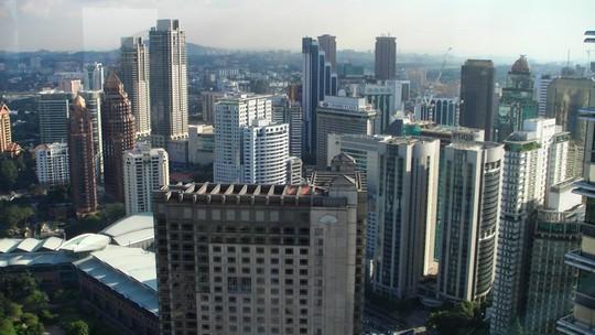 Kuala Lumpur z Petronas Towers