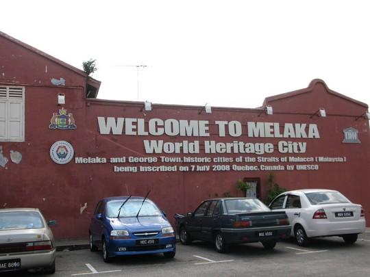 Melaka - UNESCO