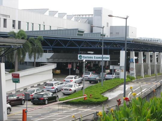 Granica Singapurska