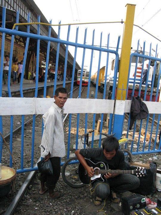 Tory na ulicy - Jakarta