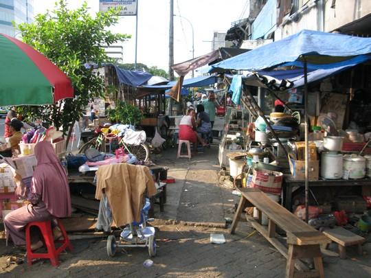 Ulica w Jakarcie 2