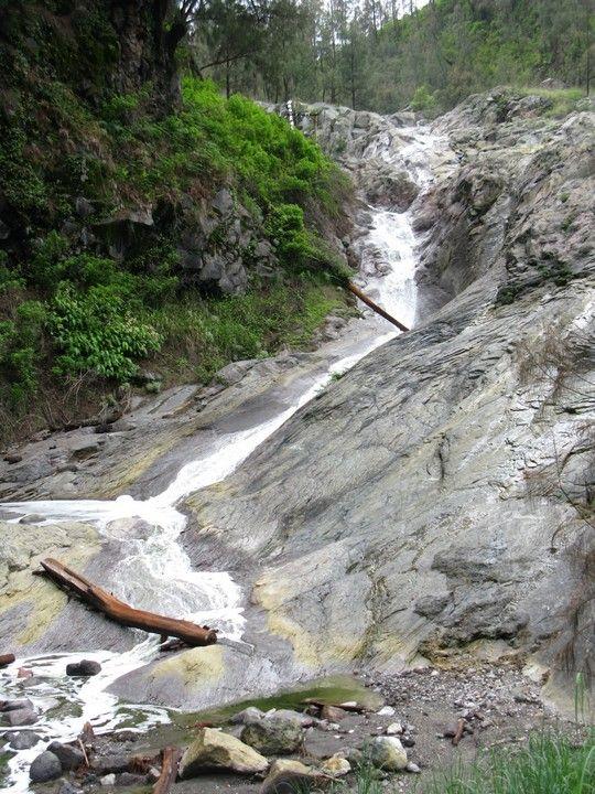 Wodospad w Paltuding