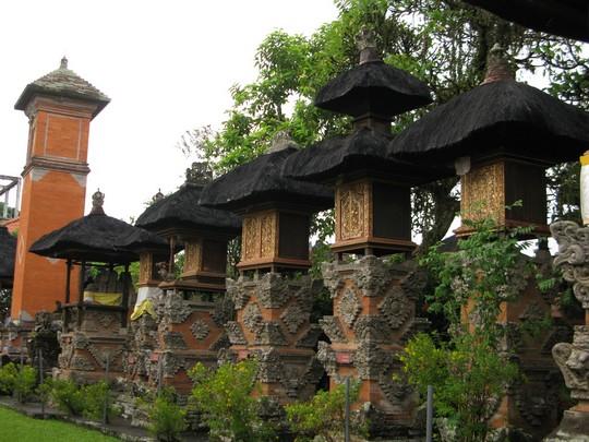 Balijskie swiatynie