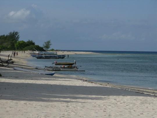 Plaze na Lomboku