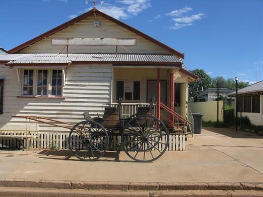 Miasteczka outbacku