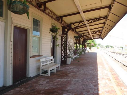 Stacja w Longreach