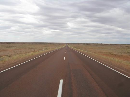 Droga w outbacku