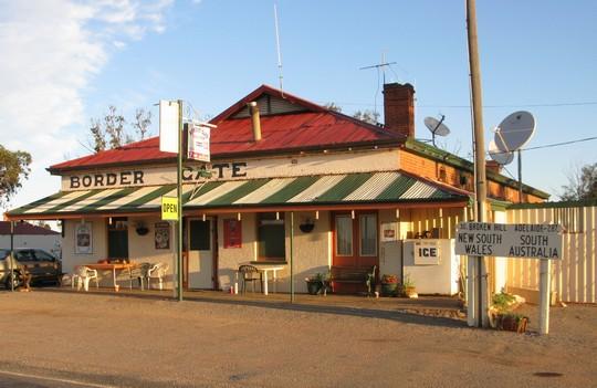 Granica SA - NSW