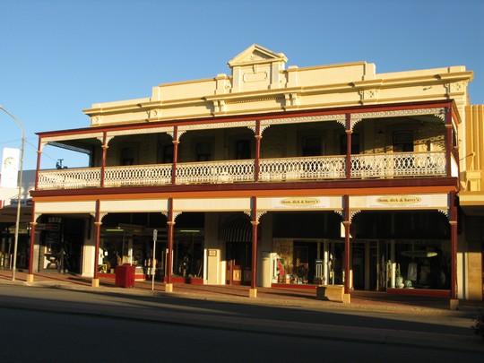 Ulice Broken Hill