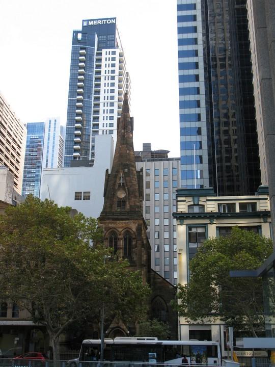 Sydney w centrum