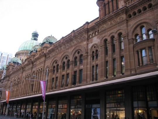 Wiktoriańskie centrum Sydney