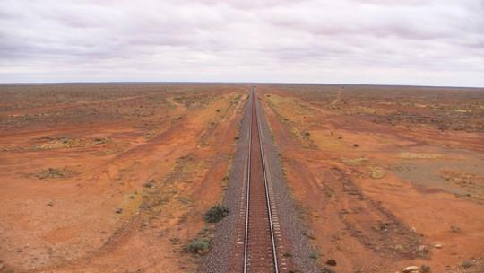 Linia Trans-Australian
