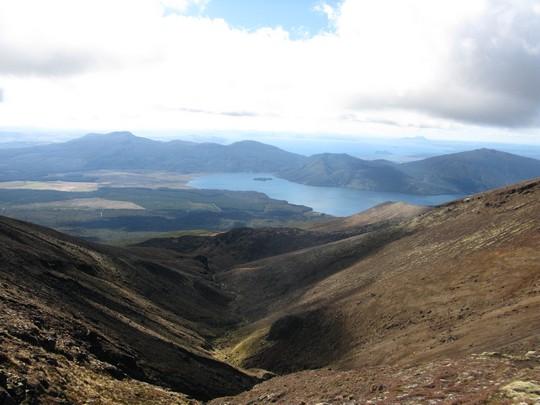 Widoki Tongariro