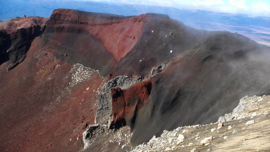 Czerwone kratery