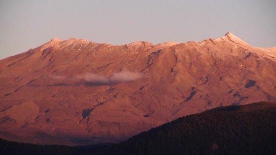Góra Ruapehu