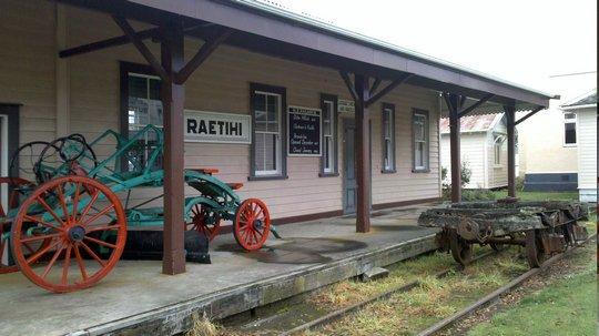 Stacja kolejowa Raetihi