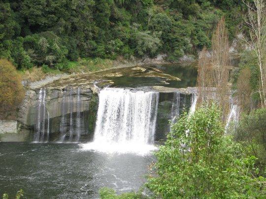 Wodospad Raukawa