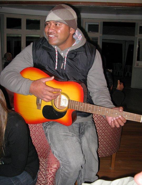 Maoryski kolega