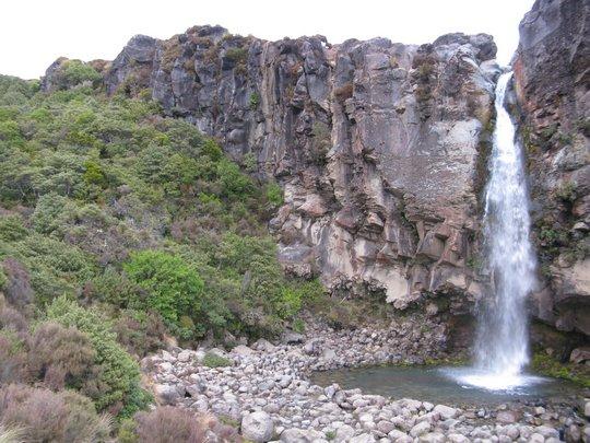 Wodospad Taranaki