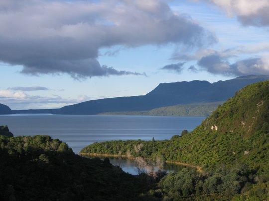 Jezioro Tarawera