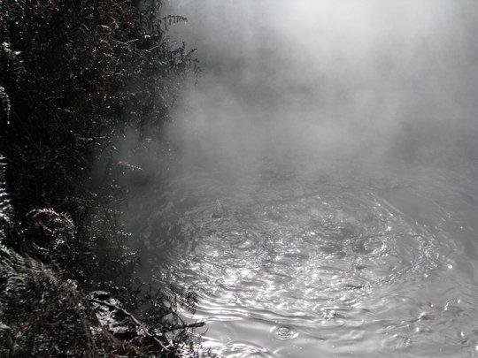 Gorące wody...