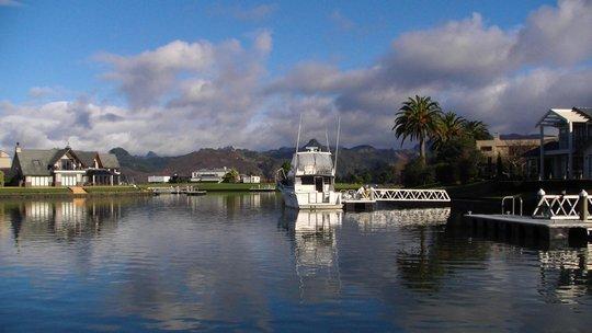 Marina w Pauanui