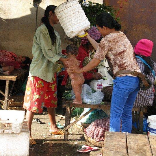 Kambodża - Phnom Phen