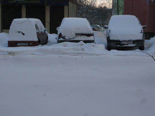 Samochody niech sobie odpoczną... ;-)